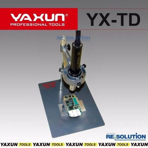 Suporte Plataforma De Retrabalho Ajustável Original Yaxun Yx Td + Ac