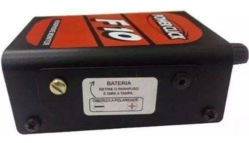 Amplificador De Fone De Ouvido F10 Monitor 1c Power Click