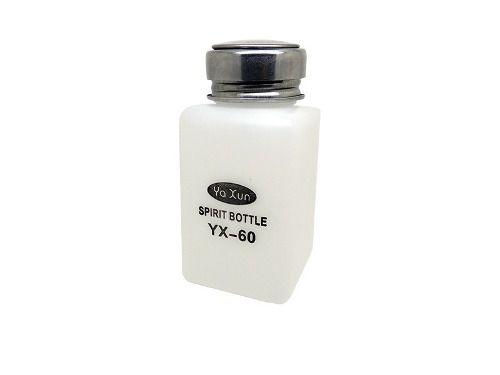 Dispenser Yaxun P/ Suprimento de Alcool C/ Válvula Anti Evaporação - 2 Modelos à Livre Escolha