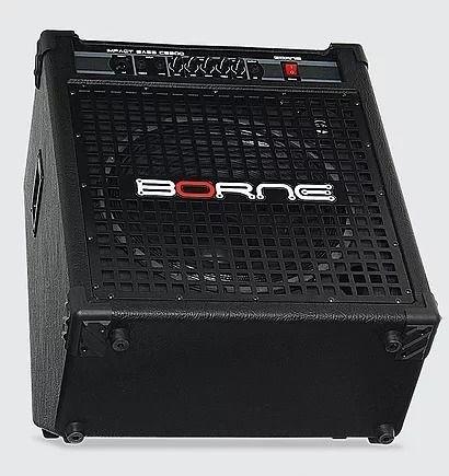 Amplificador Cubo Baixo Impact Cb200 Profissional 200w Borne