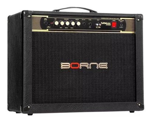 Amplificador Cubo Para Guitarra Vorax 2080 60w