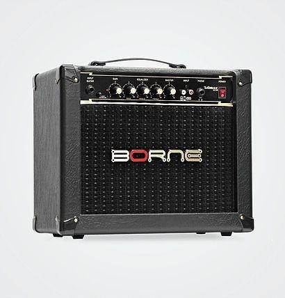 Amplificador Cubo Para Guitarra Vorax 630 25w Diversas Cores