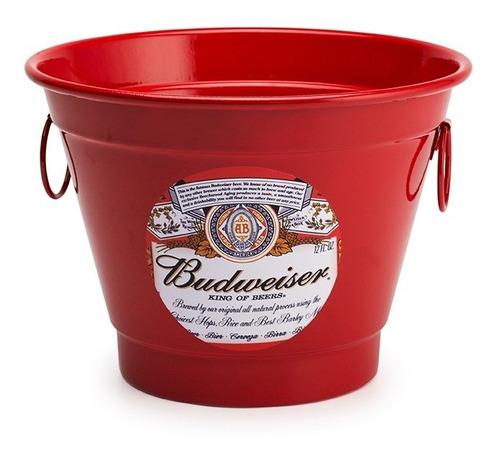 Balde Gelo E Cerveja 6l Em Alumínio Escolha Modelo Personali