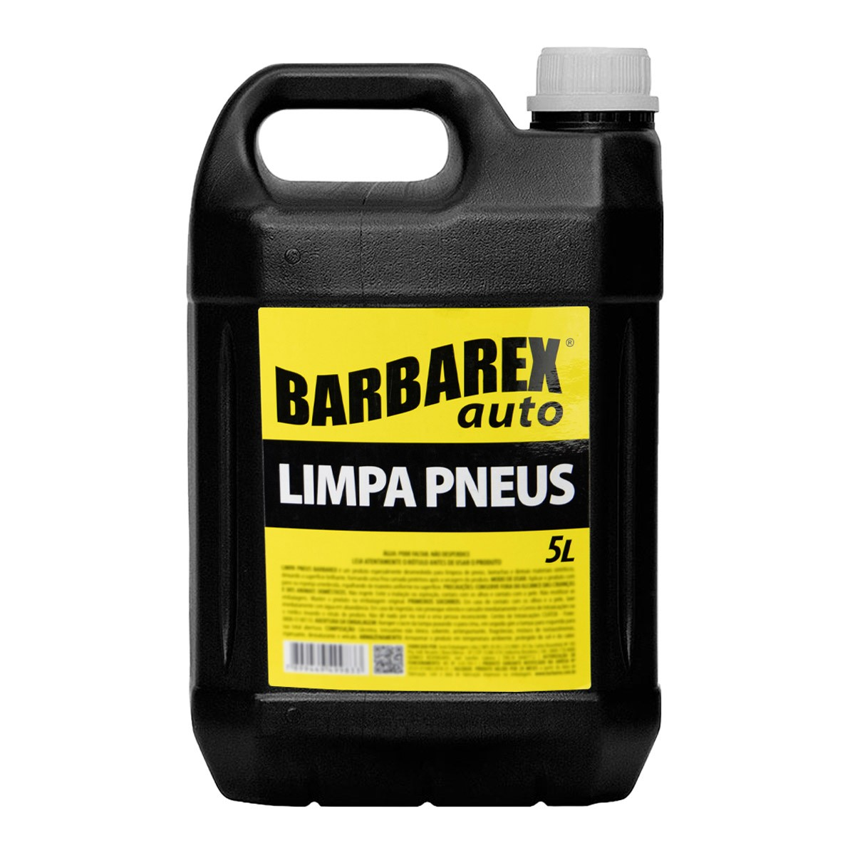 Barbarex Auto Limpa Pneus 5 Litros