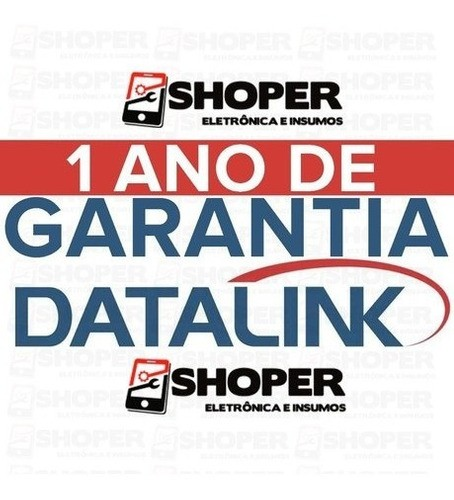 Cabo P/ Audio P2 Macho Stereo / P2 Macho Stereo 1mt Datalink