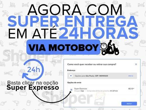 Cabo Para Audio P10 Mono / Rca Stéreo X2 Macho 1 Metro