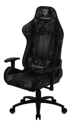 Cadeira Gamer Bc3 Camo/cz Black Hawk Thunderx3 Frete Gratis