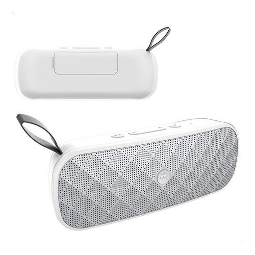 Caixa De Som Motorola Sonic Play+ 200 Bluetooth Original Bco