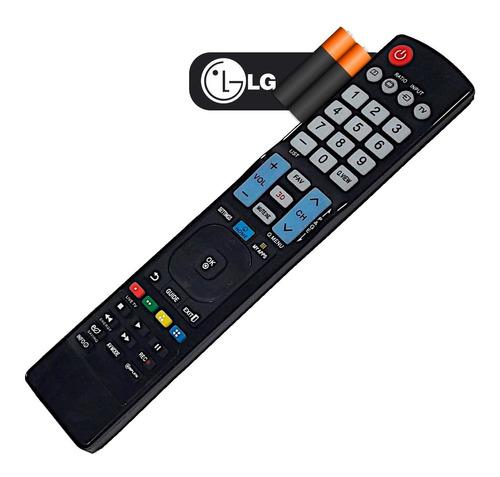 Controle Remoto Para Tv Smartv LG 2 Pilhas Brinde Qualidade