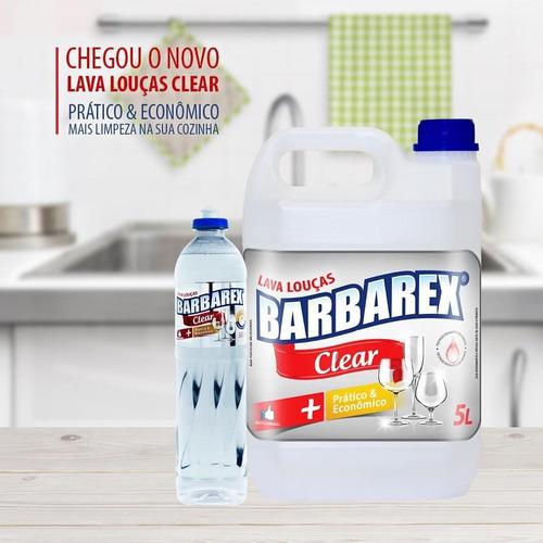 Detergente Lava Louça Squeeze 500ml - Alta Performance