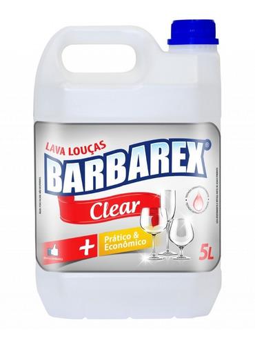Detergente Lava Louças 5 Litros - 4 Fragâncias P/ Escolha