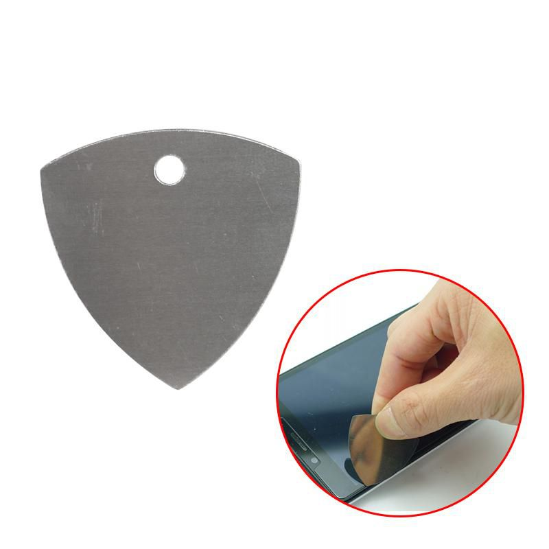 Espátula Palheta De Aço Inox Ultra Slim Yaxun Praticidade
