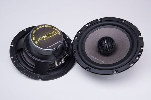 Kit Coaxial 6,5´´ 55wrms Cs650.v2 Sensation Audiophonic