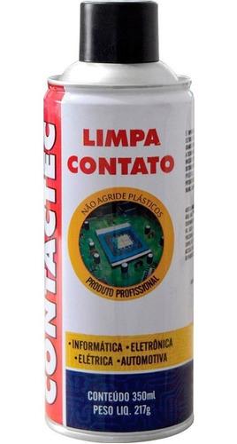 Kit Spray Congelante + Ar Comprimido + Verniz + Limpa Contat