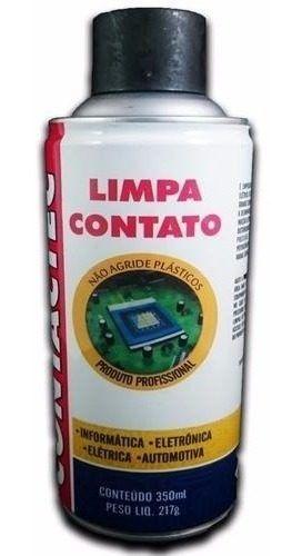 Spray Limpa Contato Contactec - Implastec 350ml