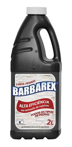 Limpa Pedras De Alta Performance Barbarex - Galão 2 Litros