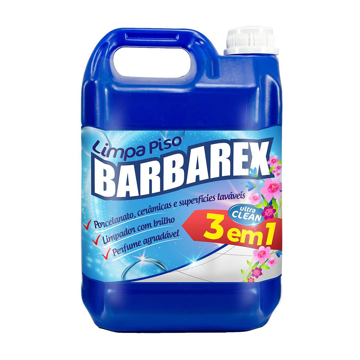 Limpa Pisos 5 Litros Barbarex