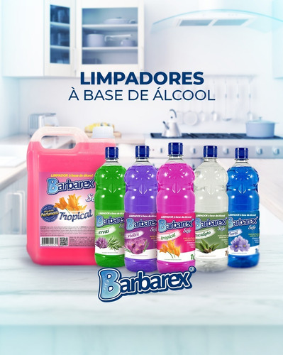 Limpador Multiuso A Base De Alcool 38 Inpm Tropical 5 Litros