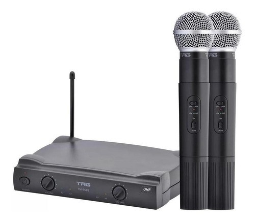 Microfone Tag Sound Tm559b