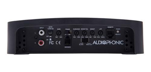 Modulo Amplificador Audiophonic H-tech Blow One 2000w Auto
