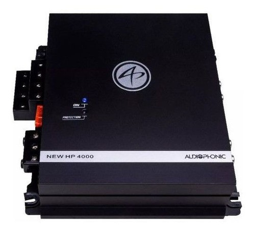 Modulo Amplificador Audiophonic Sensation New Hp4000 500w
