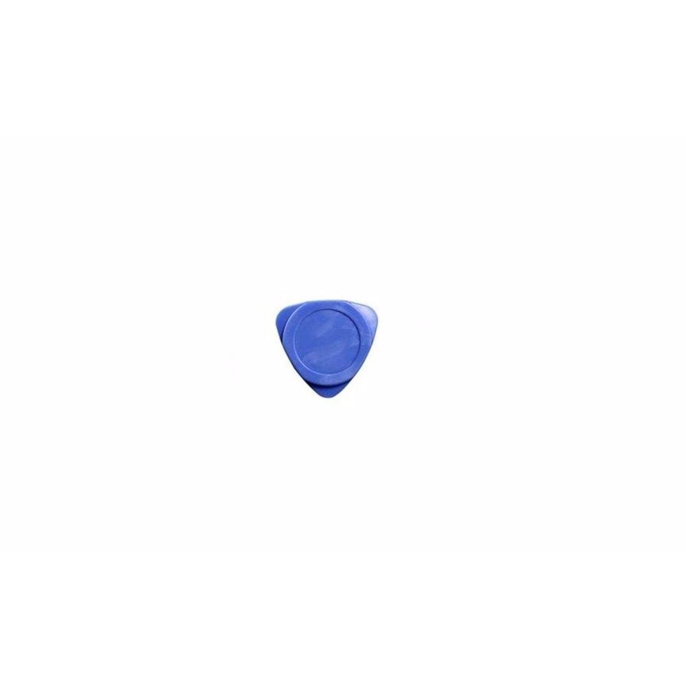 Palheta Plástica Azul Yaxun Yx1b - 1 Un