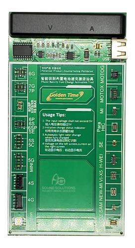 Placa Ativadora Reativadora De Baterias Golden Time Novo All
