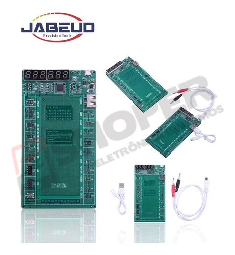Placa Reativadora Bateria Jabeuo Cd-928 iPhone X Xs Max