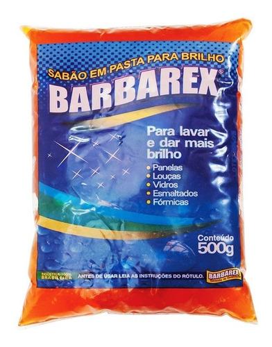 Sabão Em Pasta Para Brilho Lava Louças Desengordurante 500g