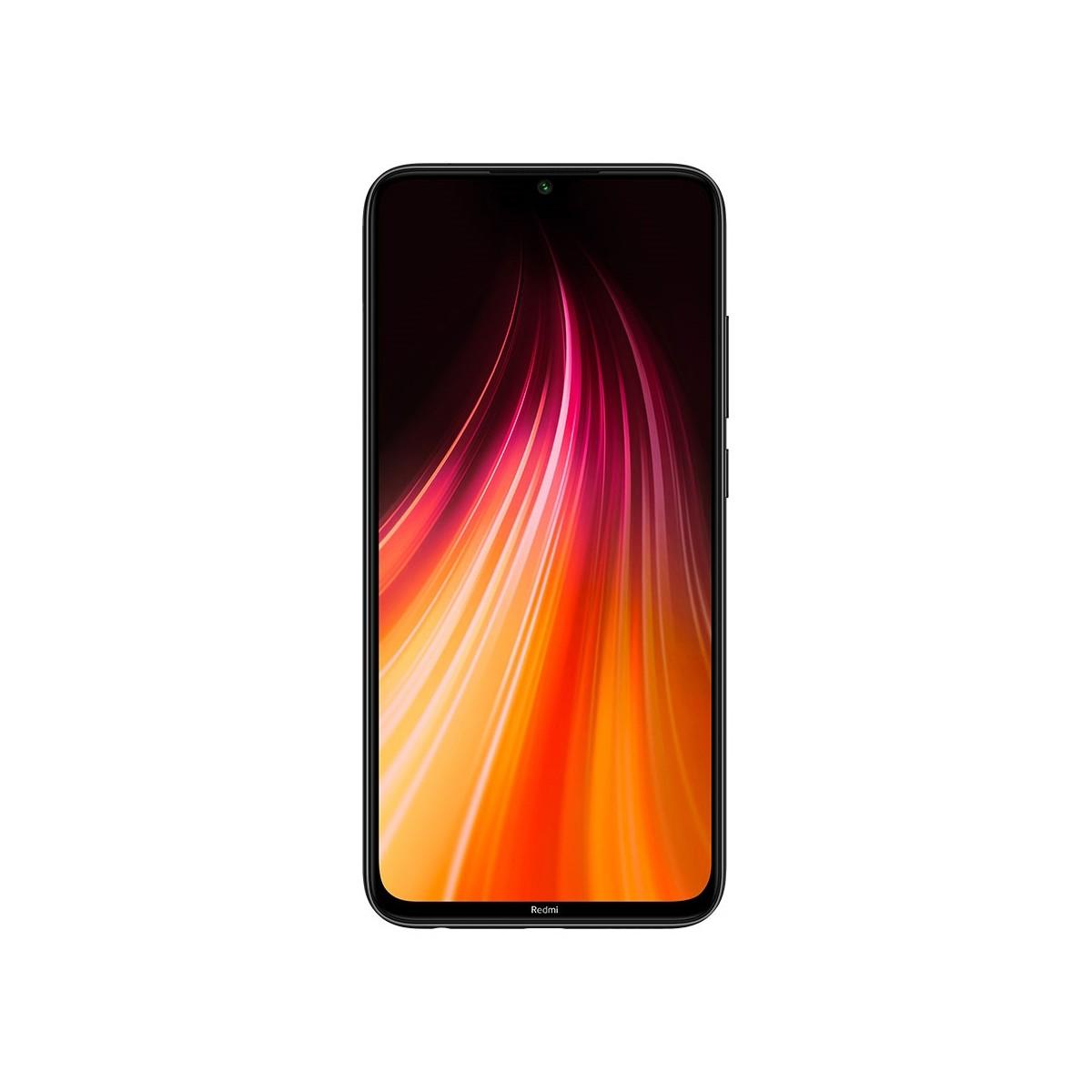 Smartphone Xiaomi Redmi Note 8 64GB Space Black ou Neptune Blue