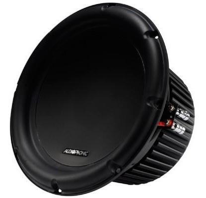 Subwoofer 10 Pol 300w Rms Audiophonic Club C1-10d2 (bd 2+2)