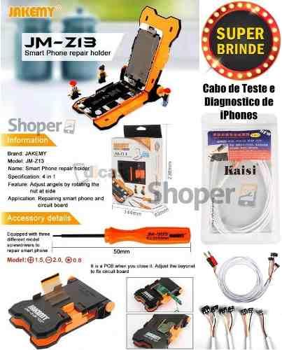 Suporte Iphone JM-Z13 + Chicote BRINDE