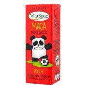 Suco Natural - 200ml (Kids) - Maçã - Vita Suco - Cx 27un