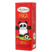 Suco Natural - 200ml (Kids) - Maçã - Vita Suco - Cx 18un