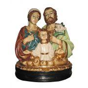 Busto da Sagrada Família - 25 cm