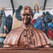 Busto de São João Bosco - 70 cm