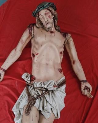 Cristo Articulado - 160 cm de corpo - Nosso Senhor Morto