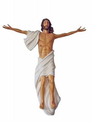Cristo Ressuscitado Parede - 210 cm