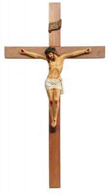 Crucifixo: 110 cm | Corpo: 055 cm