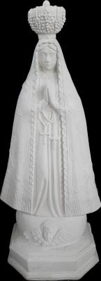 Nossa Senhora Aparecida (Pó de Mármore) - 100 cm