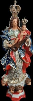 Nossa Senhora da Alegria - 80cm