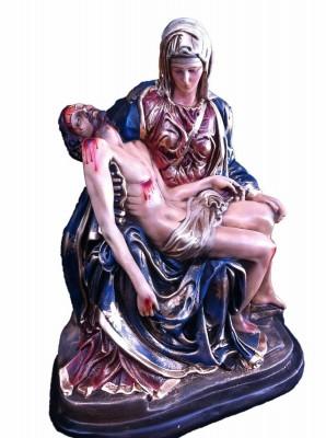 Nossa Senhora da Piedade - 050 cm - barroca