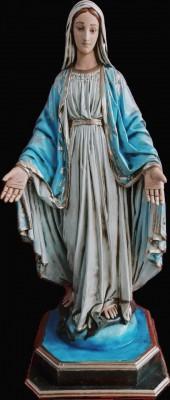 Nossa Senhora das Graças - 80 cm (envelhecida)