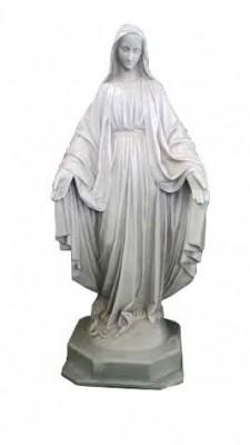 Nossa Senhora das Graças - 106 cm - Pó de Mármore
