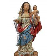 Nossa Senhora do Rosário - 80 cm