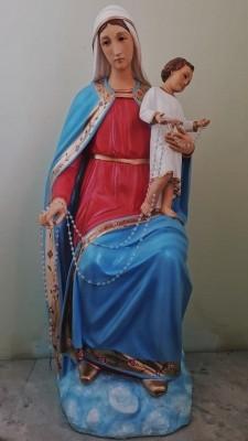 Nossa Senhora do Rosário de Pompéia - 130 cm