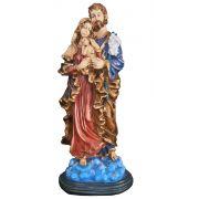 Sagrada Família modelo 1 -  40 cm