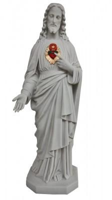 Sagrado Coração de Jesus  - 100 cm