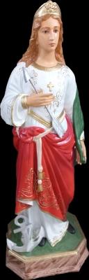 Santa Filomena - 110 cm - modelo 2