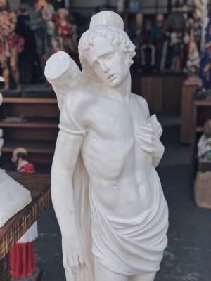 São Sebastião - 155 cm - Pó de mármore
